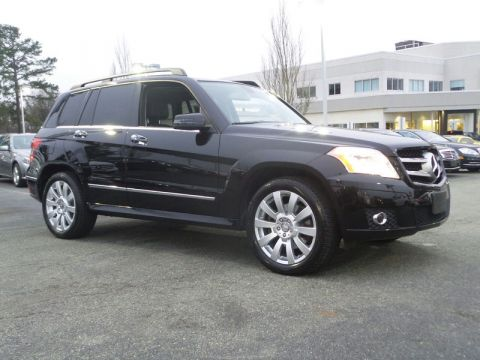 Used MERCEDES-BENZ GLK GLK 350
