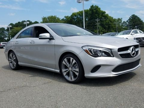 New MERCEDES-BENZ CLA 250 4MATIC®