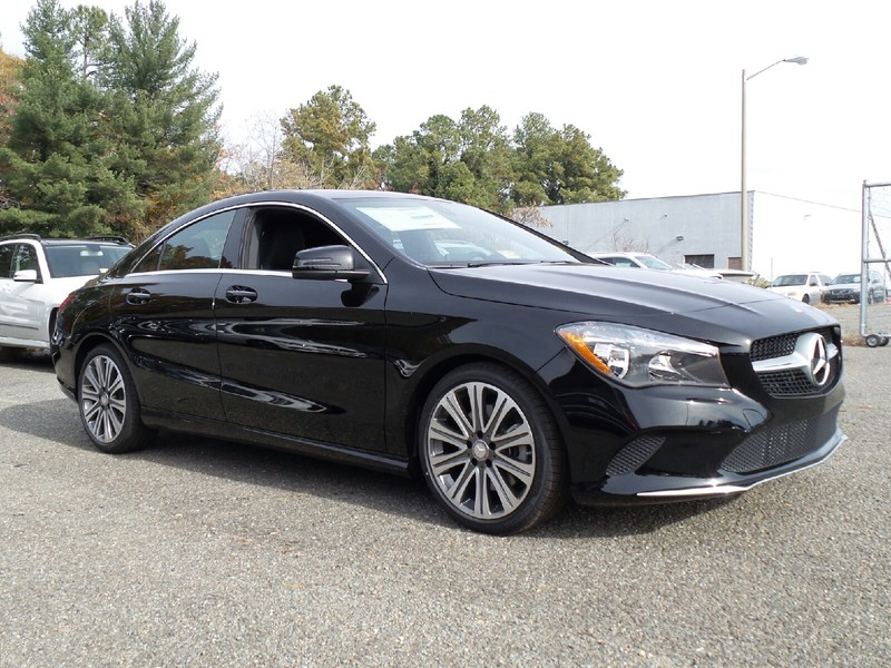 New 2017 Mercedes Benz Cla Cla250 Coupe In Richmond 91167